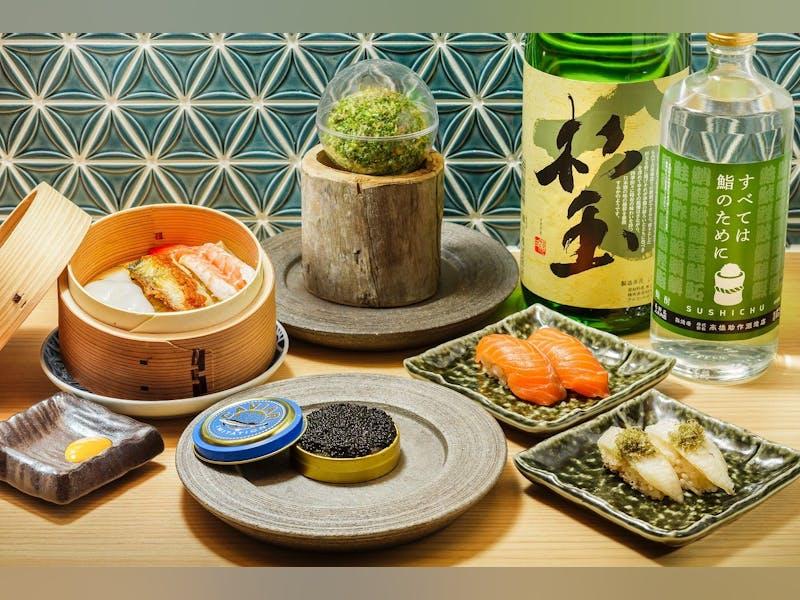 【NEW OPEN】6月18日(金)「鮨・酒・肴 杉玉」が駅から百八歩横丁にオープン!